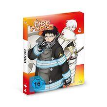 Fire Force - Vol. 4 - [Blu-ray]