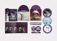 Deep Purple - Whoosh! Hattrick Edition (Ltd. Boxset inkl. 3 exklusiven Patches, 3 Stickern und 1 Kühlschrankmagneten)