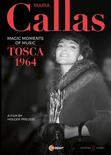 Maria Callas - Magic Moments [Maria Callas; Antonio Pappano; Rolando Villazón; Rufus Wainwright; Anna Prohaska; Kristine Opolais] [C Major Entertainment: 745008]
