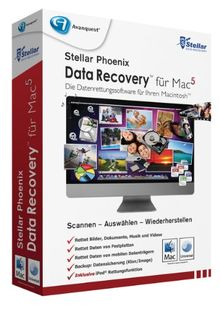 Stellar Phoenix Data Recovery 5 (MAC)