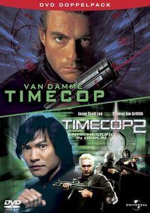 Doppelpack: Timecop 1 + 2 [2 DVDs]