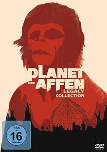 Planet der Affen - Saga Box [6 DVDs]