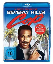 Beverly Hills Cop 1-3 - 3 Movie Collection (Remastered) [Blu-ray]