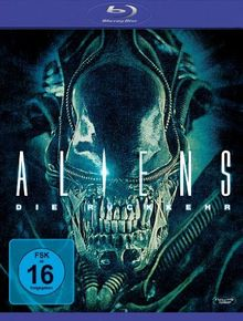 Aliens - Die Rückkehr [Blu-ray]