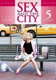 Sex and the City - Season 5, Episode 01-04 (Einzel-DVD)