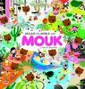Around the World with Mouk (Sticker Book)