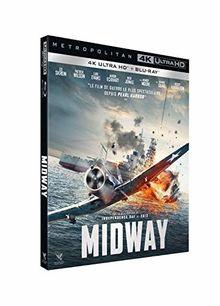 Midway 4k ultra hd [Blu-ray]