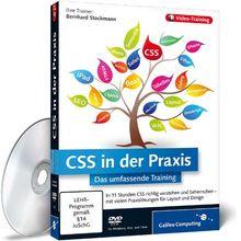 CSS in der Praxis - Das umfassende Training (PC+MAC+Linux)