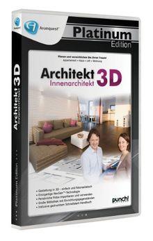 Architekt 3D Innenarchitekt - Avanquest Platinum Edition