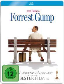 Forrest Gump (Limitierte Steelbook Edition) [Blu-ray]