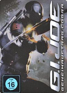 G.I. Joe - Geheimauftrag Cobra (Limited Steelbook Edition)