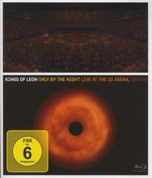 Kings Of Leon - Only by the Night/Live at the O2 London, England [Blu-ray]