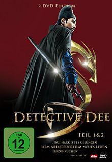 Detective Dee 1 & 2 [2 DVDs]