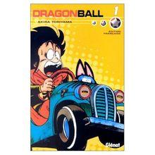 Dragon Ball, volume double 1 (tomes 1 et 2)