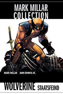 Mark Millar Collection: Bd. 2: Wolverine - Staatsfeind