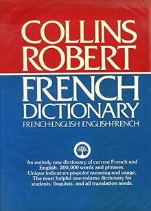 Collins Robert French Dictionary Ti