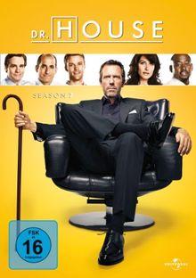 Dr. House - Season 7 [6 DVDs]