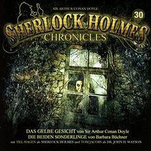 Sherlock Holmes Chronicles 30-Das gelbe Gesicht