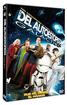 Guía del autoestopista galáctico (DVD) (The Hitchhiker's Guide To The Galaxy)