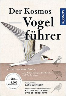 Der Kosmos Vogelfuhrer Alle Arten Europas Nordafrikas Und Vorderasiens Von Lars Svensson