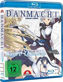 DanMachi - Sword Oratoria - Blu-ray 3 (Limited Collector's Edition)