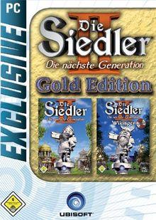 Die Siedler 2 - Die nächste Generation - Gold-Edition (DVD-ROM)