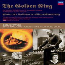 Wagner, Richard - The Golden Ring/Making Of (Windgassen/Nilsson)
