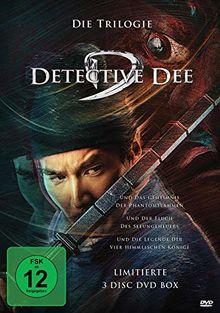 Detective Dee - Trilogiebox [3 DVDs]