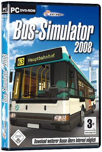 bus simulator 2008 de global games. Black Bedroom Furniture Sets. Home Design Ideas