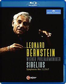 Sibelius: Sinfonien 1, 2, 5 & 7 [Blu-ray]