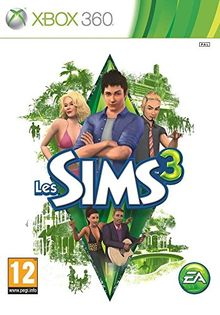 Third Party - Les Sims 3 Occasion [ Xbox 360 ] - 5030931085864