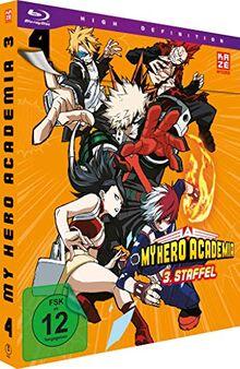 My Hero Academia - Staffel 3 - Vol.4 - [Blu-ray]