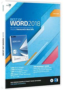 S.A.D Best of Word (2018) mit Videolernkurs (2 CDs)
