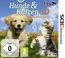Hunde & Katzen 3D - Tierisch verspielt!