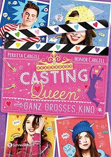 Casting-Queen, Band 03: Ganz großes Kino