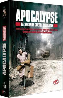 Apocalypse, la 2ème guerre mondiale - Coffret 3 DVD