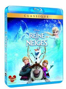 La reine des neiges [Blu-ray] [FR Import]
