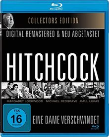 Alfred Hitchcock: Eine Dame verschwindet (Blu-ray) [Collector's Edition]