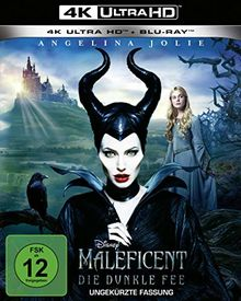 Maleficent 4K Ultra HD (+ Blu-ray)
