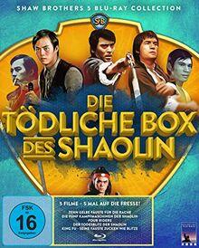 Die tödliche Box des Shaolin (Shaw Brothers Collection) [Blu-ray]