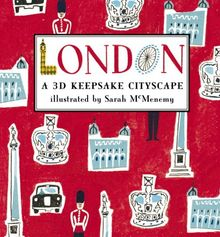 London: A 3D Keepsake Cityscape (Panorama Pops)