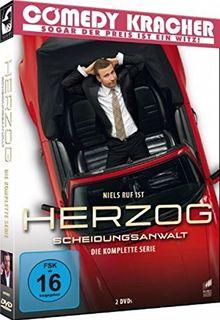 Herzog: Scheidungsanwalt - Die komplette Serie (2 DVDs)