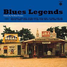 Blues Legends [Vinyl LP]