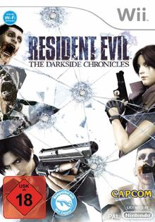 Resident Evil - The Darkside Chronicles [Software Pyramide]