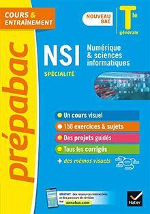 NSI Tle générale (spécialité) - Prépabac Cours & entraînement: nouveau programme, nouveau bac (2020-2021) (Prépabac (10))