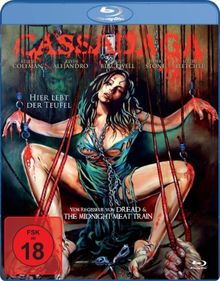 Cassadaga - Hier lebt der Teufel [Blu-ray]