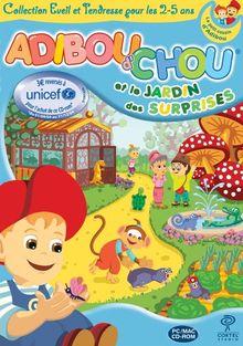 Adiboud'chou et le Jardin des surprises