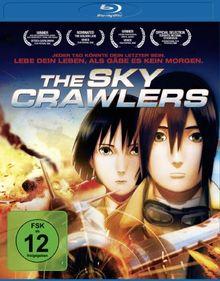 The Sky Crawlers (Steelbook) [Blu-ray]