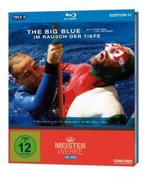 The Big Blue - Im Rausch der Tiefe - Meisterwerke in HD Edition 2/Teil 10 [Blu-ray]