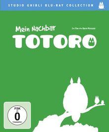 Mein Nachbar Totoro (Studio Ghibli Blu-ray Collection) [Blu-ray]